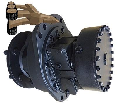 Kobelco 201-60-58101 Aftermarket Hydraulic Final Drive Motor