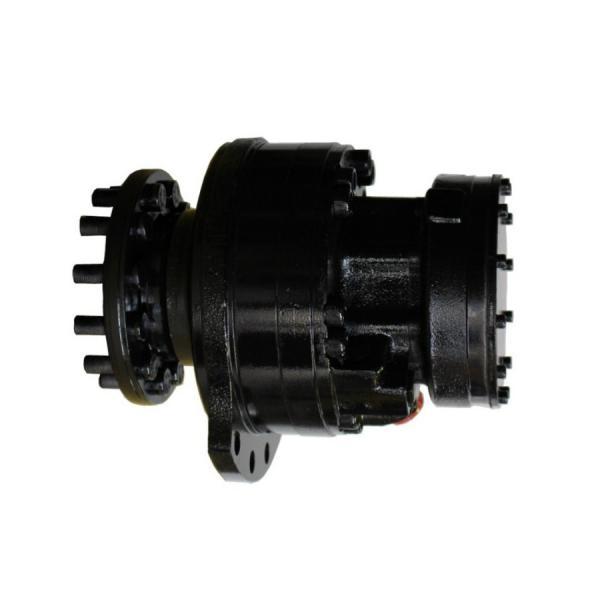 JCB 20/906400 Reman Hydraulic Final Drive Motor #1 image