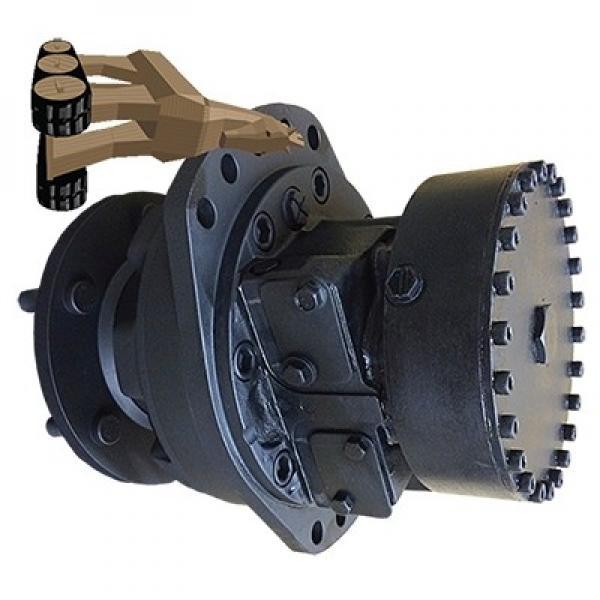 Kobelco SK30SR Hydraulic Final Drive Motor #1 image