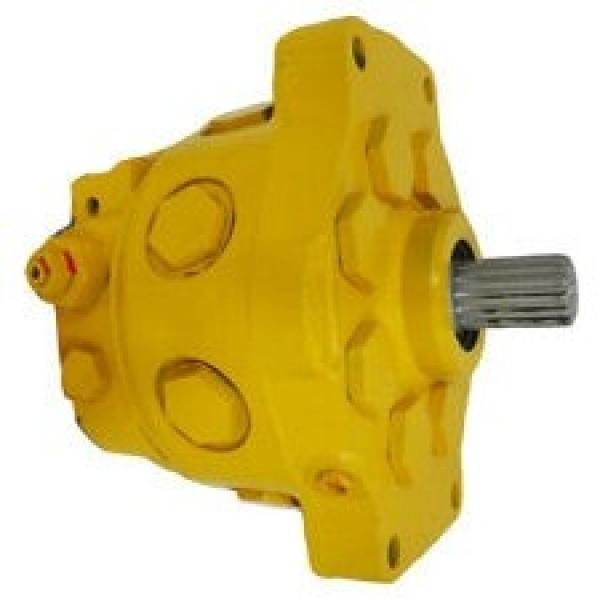JOhn Deere 9185360 Hydraulic Final Drive Motor #1 image