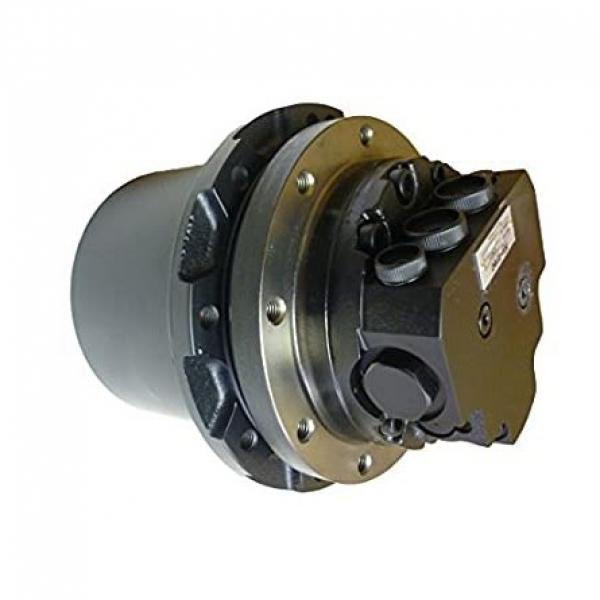 JCB 205T Reman Hydraulic Final Drive Motor #1 image