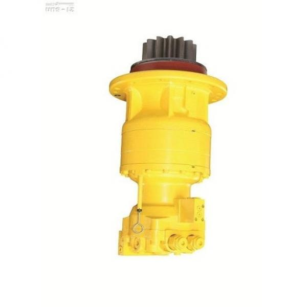 Hitachi EX55UR Hydraulic Fianla Drive Motor #1 image
