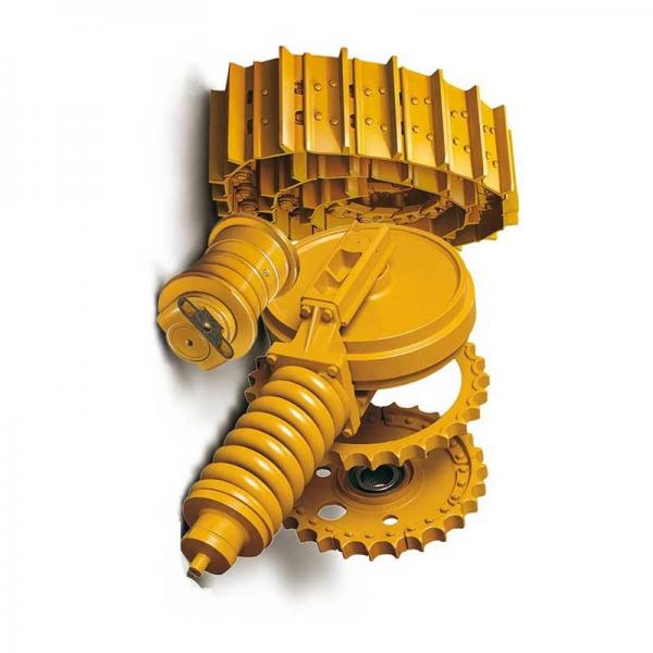 Hitachi EX55UR Hydraulic Fianla Drive Motor #2 image