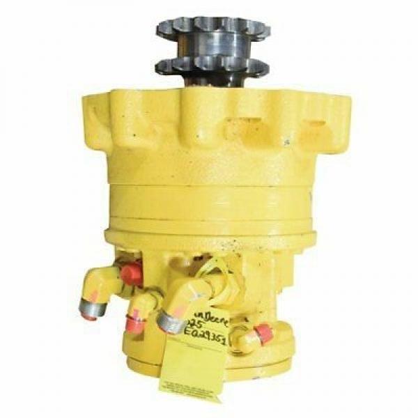 ASV RC50 SN -698 Reman Hydraulic Final Drive Motor #1 image
