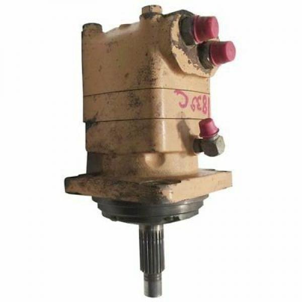 ASV RT30 Reman Hydraulic Final Drive Motor #3 image