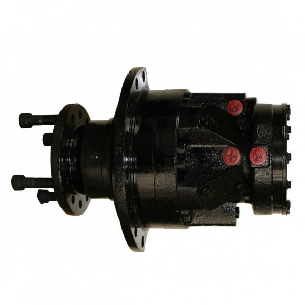 ASV RC80 Reman Hydraulic Final Drive Motor #1 image