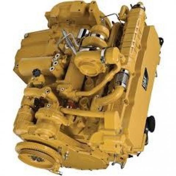 Caterpillar 329D Hydraulic Final Drive Motor #1 image
