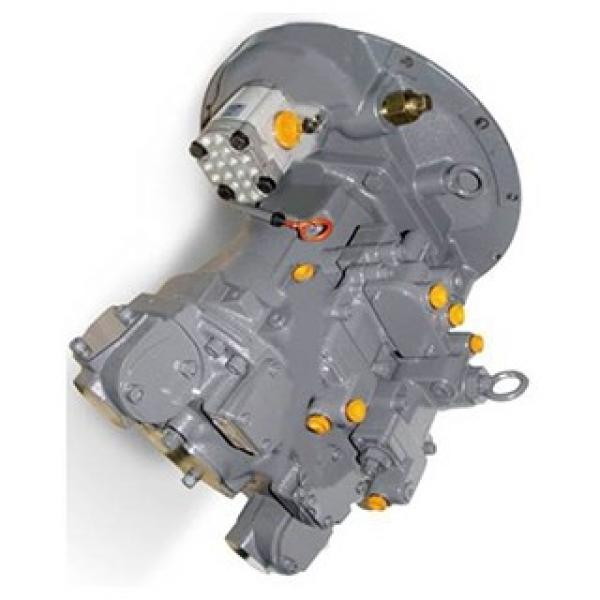 Kobelco 11Y-27-30202 Reman Hydraulic Final Drive Motor #1 image