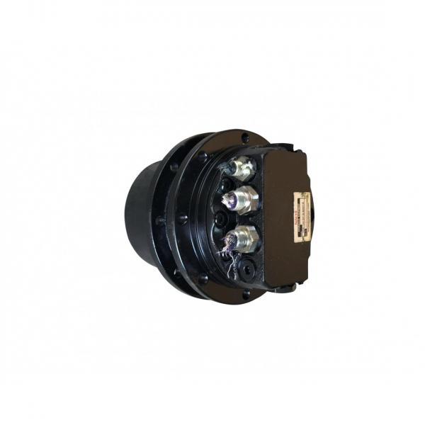 Kubota RD809-61302 Aftermarket Hydraulic Final Drive Motor #1 image
