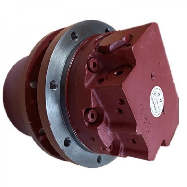 Schaeff HR8A Hydraulic Final Drive Motor #1 image